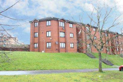 3 Bedrooms Flat for sale in Sandbank Drive, Maryhill, Glasgow