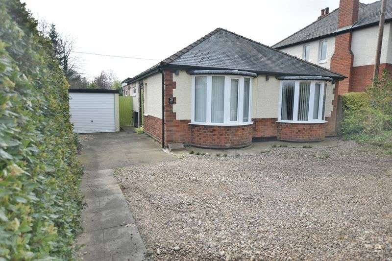 3 Bedrooms Detached Bungalow for sale in Washingborough Road, Heighington, Lincoln