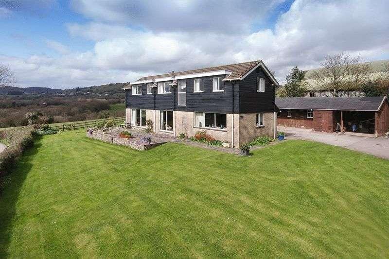 5 Bedrooms Detached House for sale in Graig Llwyn House, Graig Llwyn Road, Lisvane, CF14 0RP