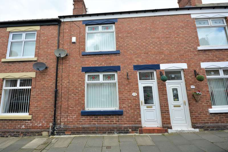 2 Bedrooms Terraced House for sale in Woodlands Road, Bishop Auckland, , DL14 7LY