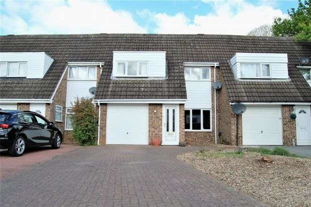 3 Bedrooms Terraced House for sale in Westcott Way, Abington Vale, Northampton NN3 3BE