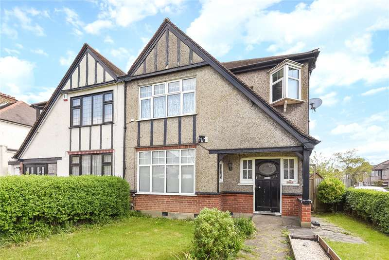 1 Bedroom Apartment Flat for sale in Imperial Drive, Harrow, Middlesex, HA2