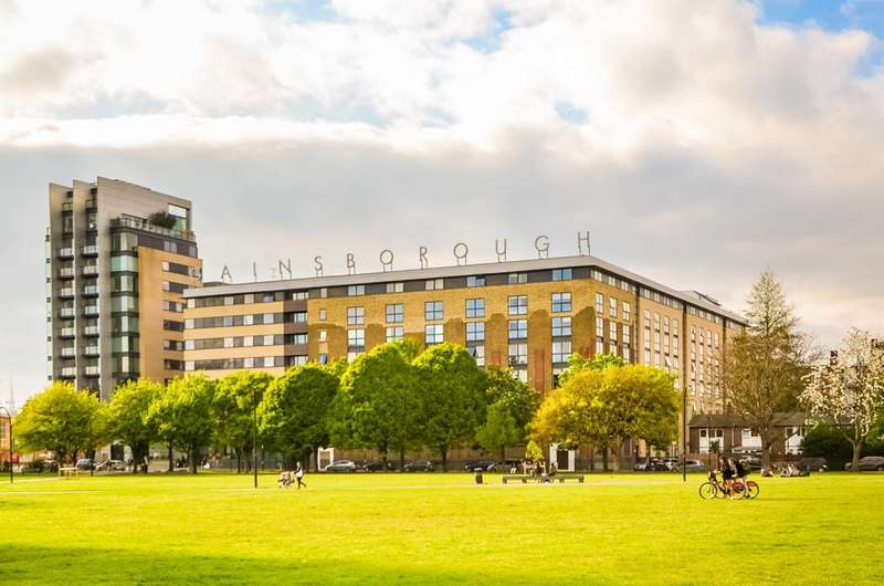 2 Bedrooms Flat for sale in Gainsborough Studios South, Islington, N1