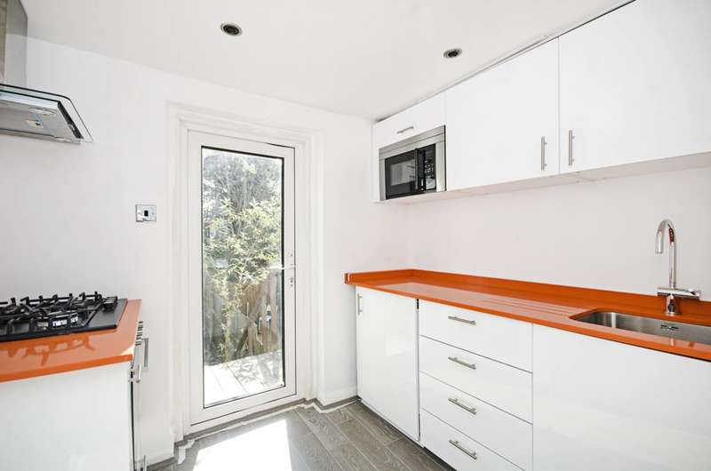 1 Bedroom Flat for sale in Kilburn Park Road, Kilburn, NW6