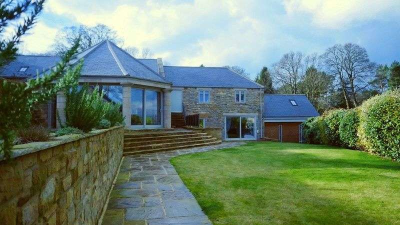 5 Bedrooms Detached House for sale in The Gin Gang, High Callerton Farm