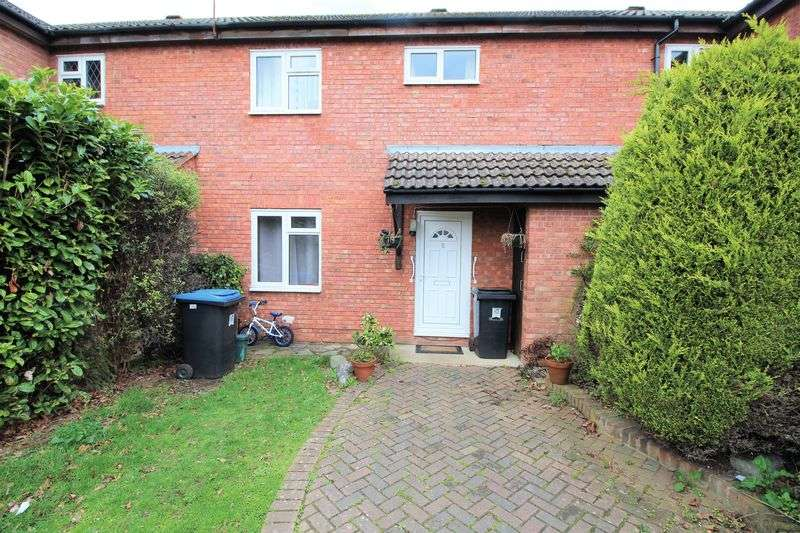 2 Bedrooms Terraced House for sale in Weasdale Court, Woking