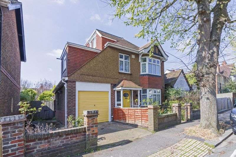5 Bedrooms Detached House for sale in Leicester Villas, Hove