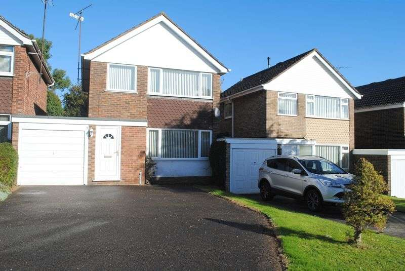 3 Bedrooms Detached House for sale in Oaks Drive, Higham Ferrers