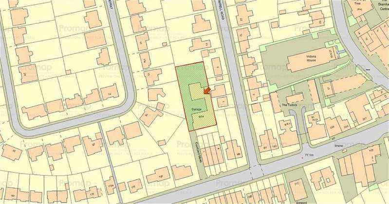 Land Commercial for sale in Moss Lane, Bramhall, Cheshire
