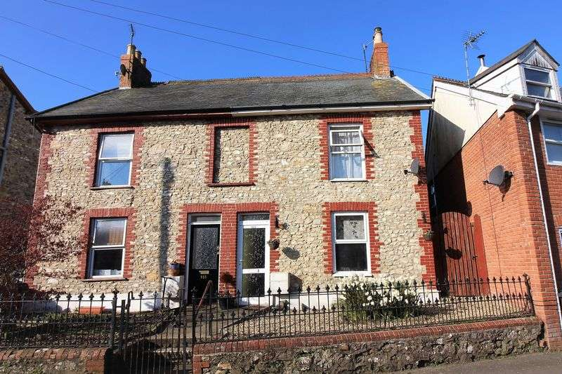 3 Bedrooms Semi Detached House for sale in Combe Street, Chard