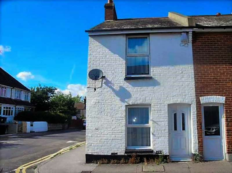 4 Bedrooms End Of Terrace House for sale in East Street, Canterbury