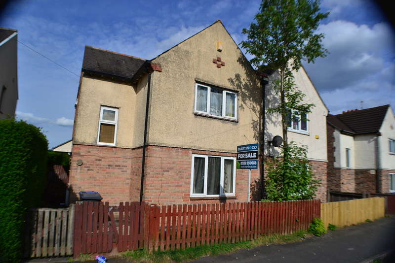 3 Bedrooms Semi Detached House for sale in Marlborough Road, Derby
