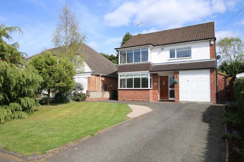 3 Bedrooms Detached House for sale in Lodge Crescent, Hagley, Stourbridge, DY9