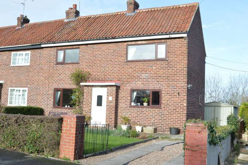 3 Bedrooms Semi Detached House for sale in Auster Bank View, Tadcaster LS24