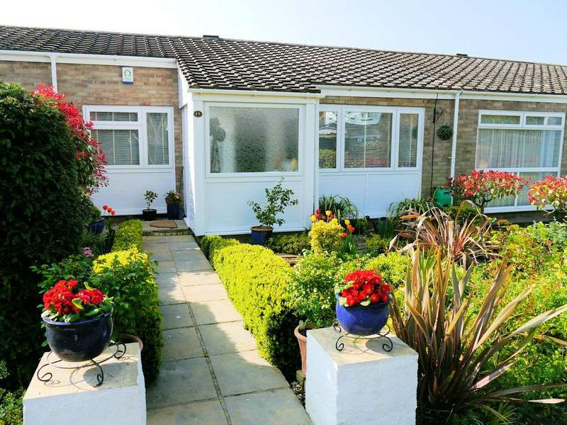 2 Bedrooms Terraced Bungalow for sale in Ruddlesway SL4