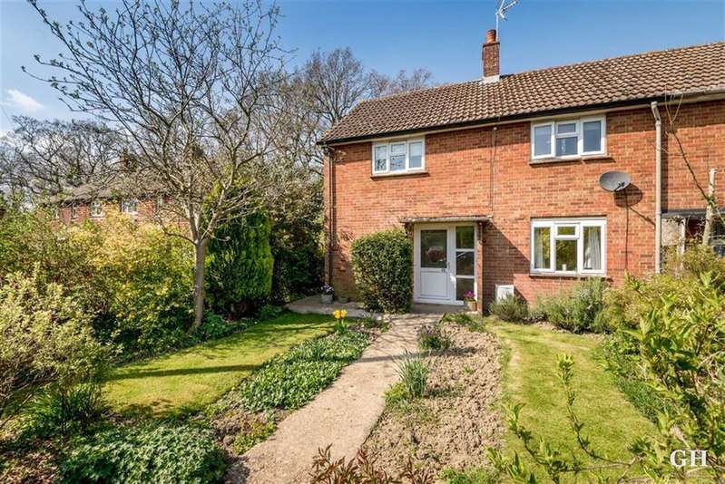 3 Bedrooms End Of Terrace House for sale in Glebe Close, Smarden, Ashford