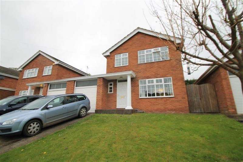3 Bedrooms Link Detached House for sale in Sycamore Drive, Marford, Wrexham