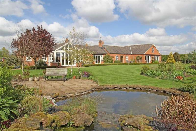 4 Bedrooms Detached House for sale in Belchers Hill, Horninghold