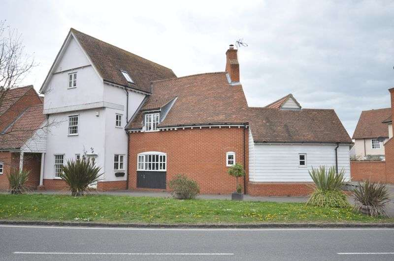 5 Bedrooms Detached House for sale in Church Street, Maldon