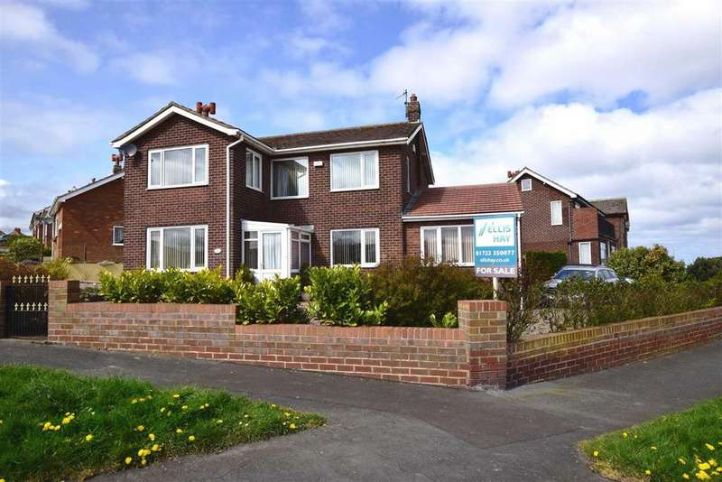 4 Bedrooms Detached House for sale in Cornelian Drive, Scarborough, North Yorkshire