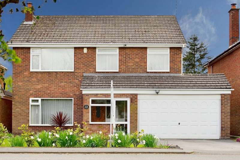 4 Bedrooms Detached House for sale in Kenilworth Road, Balsall Common