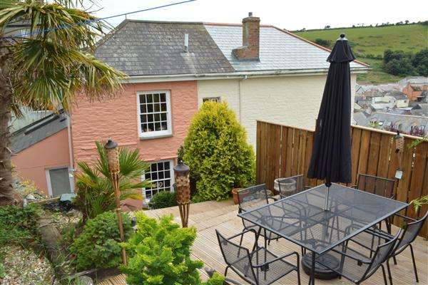 3 Bedrooms Terraced House for sale in Mevagissey, Cornwall