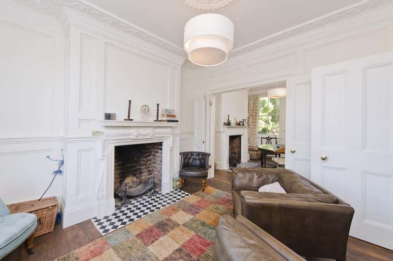 4 Bedrooms House for sale in Latimer Road, North Kensington W10