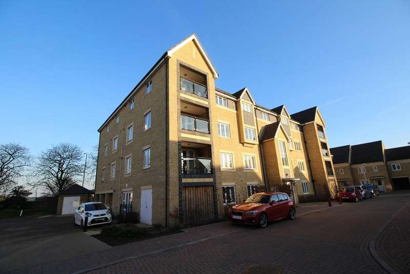 2 Bedrooms Flat for sale in Stone House Lane Dartford DA2