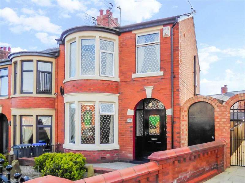 3 Bedrooms Link Detached House for sale in Hartford Avenue, Blackpool, Lancashire