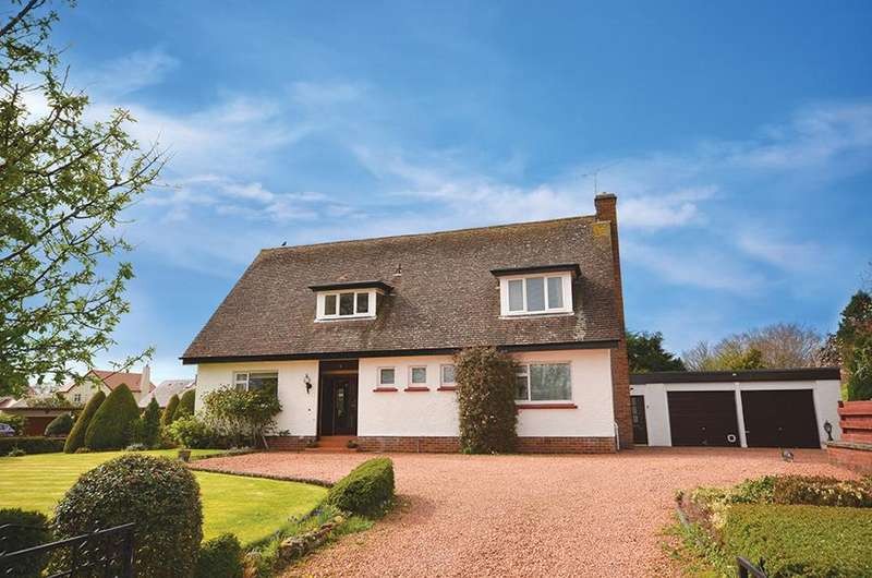 4 Bedrooms Detached Villa House for sale in 25 Baird Road, Alloway, KA7 4PN