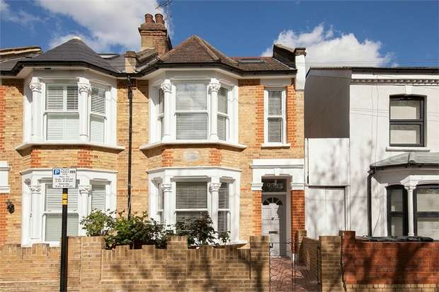 4 Bedrooms End Of Terrace House for sale in Chelmsford Road, Walthamstow, London