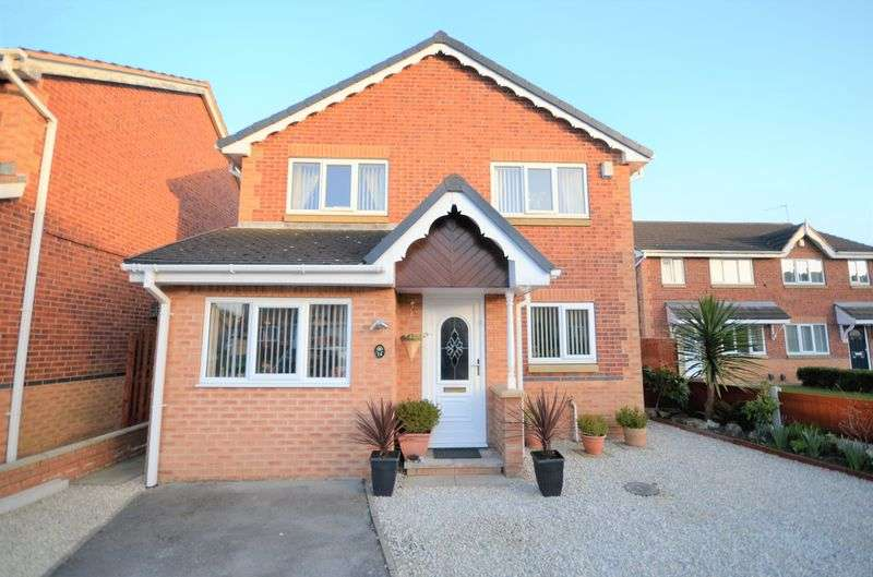 3 Bedrooms Detached House for sale in 14 The Leas, Cusworth, Doncaster, DN5 8UW