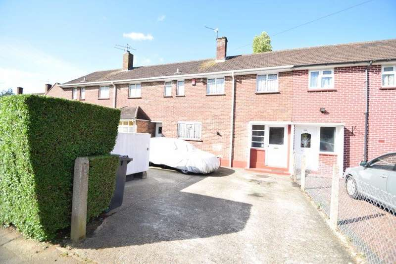 3 Bedrooms Terraced House for sale in The Frithe, Slough, SL2