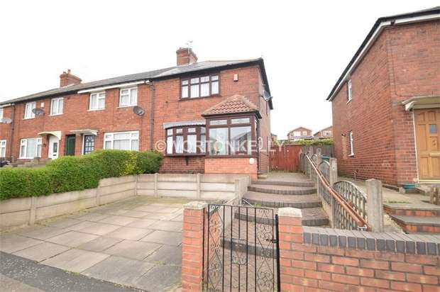 3 Bedrooms End Of Terrace House for sale in Turner Street, WEST BROMWICH, West Midlands