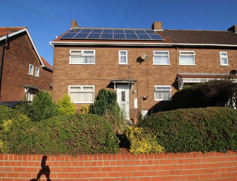 4 Bedrooms Semi Detached House for sale in Redcar Road, Thornaby, Stockton-On-Tees, TS17