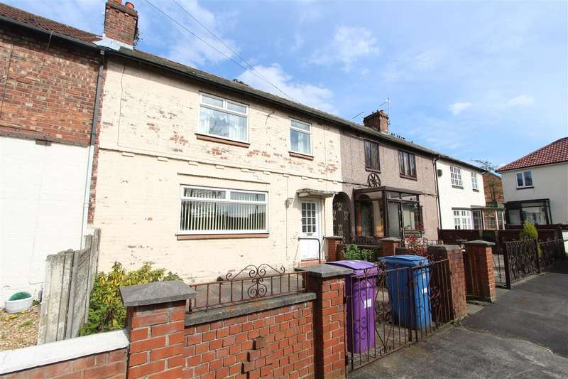 3 Bedrooms Town House for sale in Dorien Road, Old Swan, Liverpool