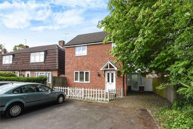 3 Bedrooms Detached House for sale in Norreys Avenue, WOKINGHAM, Berkshire