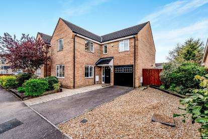 4 Bedrooms Detached House for sale in Reeve Close, Leighton Buzzard, Bedfordshire