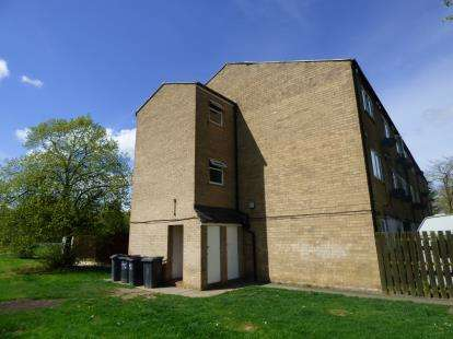 1 Bedroom Flat for sale in Chester House, Gallfield Court, Northampton, Northamptonshire