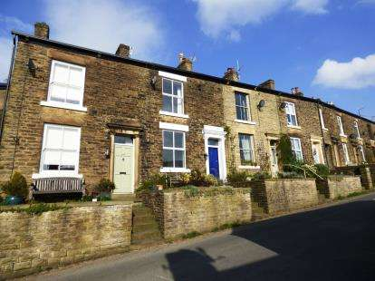 2 Bedrooms Terraced House for sale in Kinder Road, Hayfield, High Peak