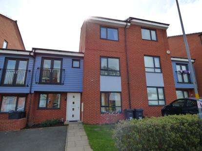 4 Bedrooms Town House for sale in Whitlock Grove, Birmingham, West Midlands