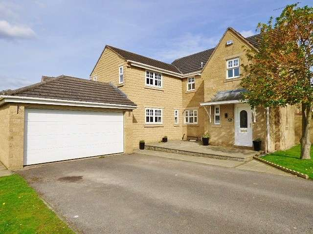 5 Bedrooms Detached House for sale in Whitwell Close, Great Sankey, Warrington