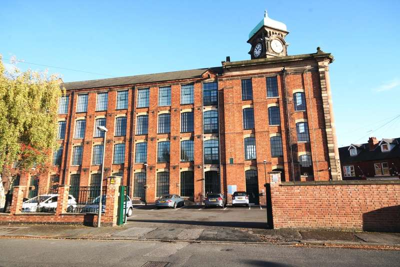 1 Bedroom Flat for sale in Victoria Mill, Draycott