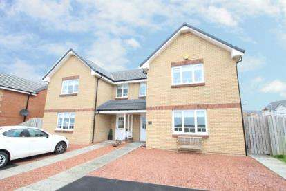3 Bedrooms Semi Detached House for sale in Balvenie Drive, Kilmarnock, East Ayrshire
