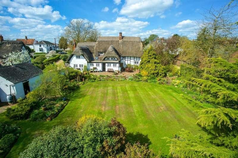 5 Bedrooms Detached House for sale in Lower Way, Padbury