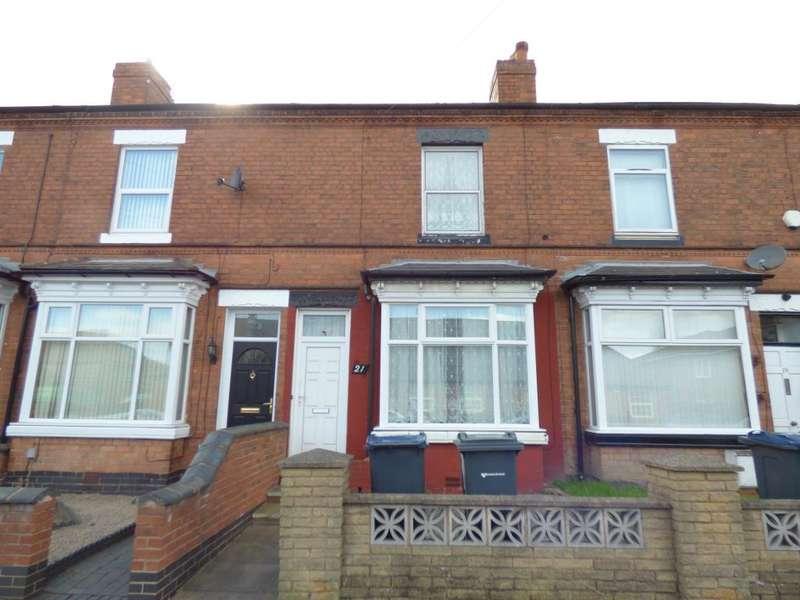 2 Bedrooms Terraced House for sale in Wood Lane, Harborne, Birmingham, B17 9AY