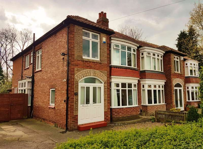 4 Bedrooms Semi Detached House for sale in Bewley Grove, Acklam, Middlesbrough, TS5 7EW