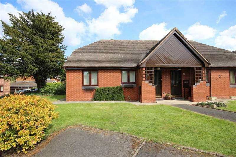 2 Bedrooms Bungalow for sale in Holioake Drive, Warwick, CV34