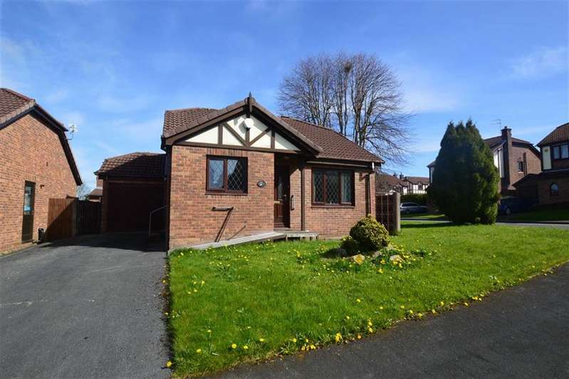 2 Bedrooms Property for sale in Barnside Way, Macclesfield