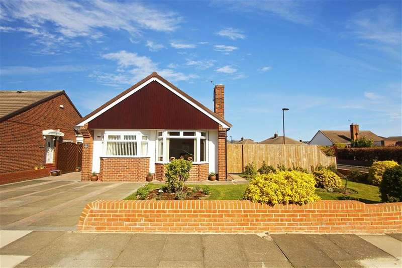 2 Bedrooms Bungalow for sale in Hampton Road, North Shields, Tyne And Wear